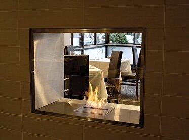 Equinox Restaurant - Hospitality Spaces