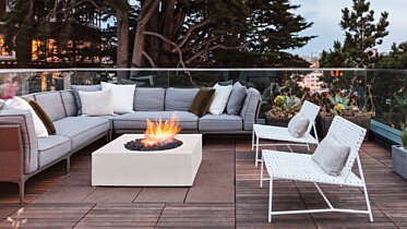 Lombard Residence - Outdoor Spaces