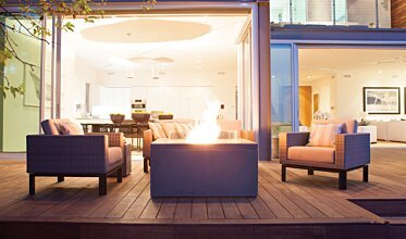 Carman Residence - Outdoor Spaces