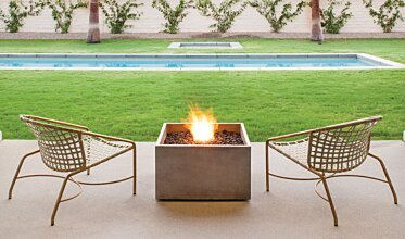 Monte Sereno Residence - Outdoor Spaces