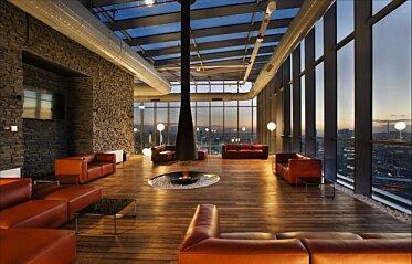 TFKB Skylounge - Hospitality Spaces