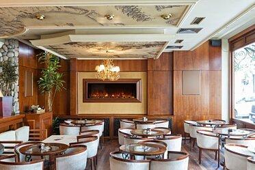 Restaurant - Hospitality Spaces