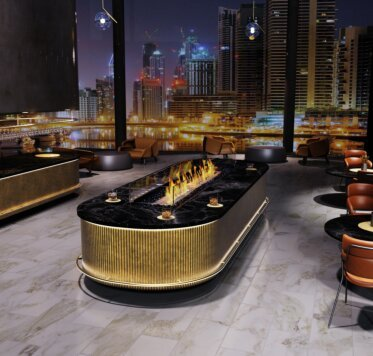 Commercial - Hospitality Spaces