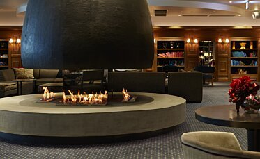 The Estreal - Hospitality Spaces