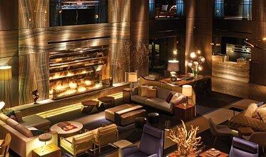 Paramount Hotel - Hospitality Spaces
