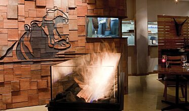 Hippo Creek African Grill - Hospitality Spaces