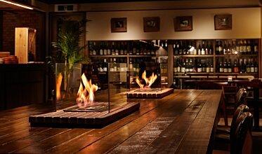 Restaurant La Cave - Hospitality Spaces