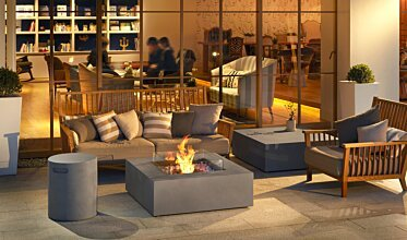 Commercial Space - Outdoor Spaces