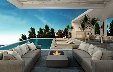Poolside - Outdoor Spaces