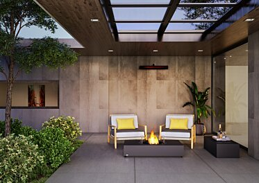 Courtyard - Outdoor Spaces