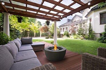 Outdoor Pergola - Outdoor Spaces