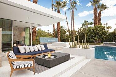 Outdoor courtyard - Outdoor Spaces