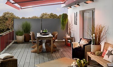 Spot - House - Outdoor Spaces