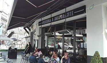 Spot - Pizzeria - Hospitality Spaces