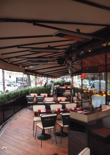 Spot - Restaurant - Hospitality Spaces