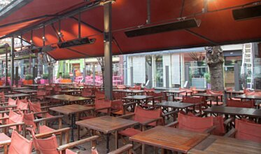 Vision - Restaurant - Hospitality Spaces