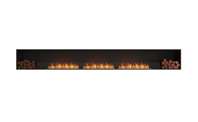 Flex 158 Fireplace Insert by MAD Design Group