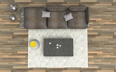 Living room - Residential Spaces