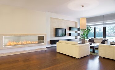 Living Area - Residential Spaces