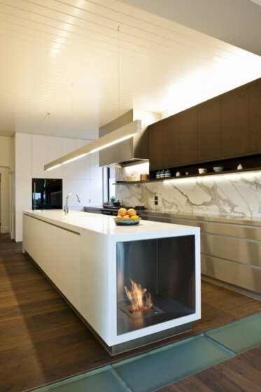 Celebrity Chef's Kitchen  - Residential Spaces