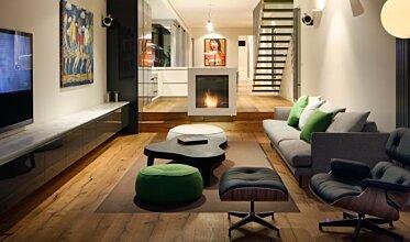 Albert Park - Residential Spaces