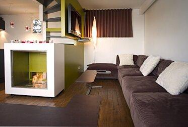 Chalet LaPlagne - Residential Spaces