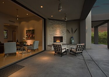 Outdoor Space - Residential Spaces