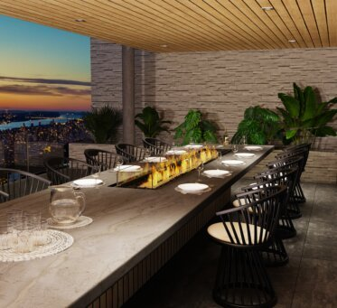 Commercial - Residential Spaces