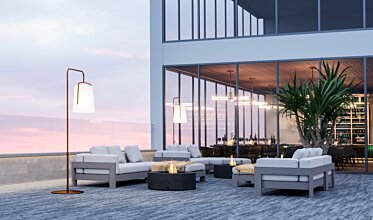 Commercial Space - Residential Spaces