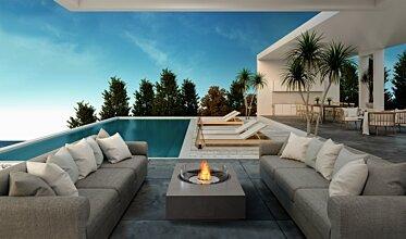 Poolside - Residential Spaces