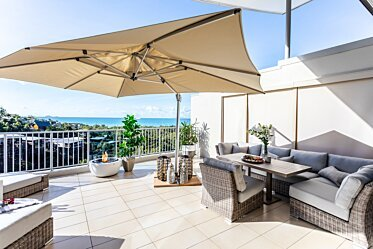 Outdoor Balcony - Residential Spaces