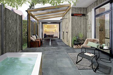 Wellness Terrace - Residential Spaces