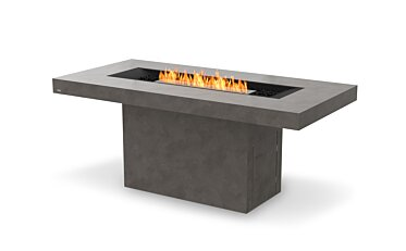 Gin 90 (Bar) EcoSmart Fire - Studio Image by EcoSmart Fire