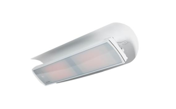 Weathershield 5 White HEATSCOPE® Accessorie - White / White by Heatscope