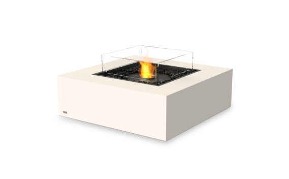 Base 40 Range - Ethanol - Black / Bone / Optional Fire Screen by EcoSmart Fire