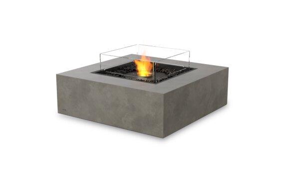 Base 40 Range - Ethanol - Black / Natural / Optional Fire Screen by EcoSmart Fire