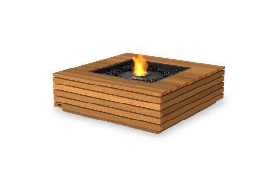 Base 40 Range - Ethanol - Black / Teak by EcoSmart Fire