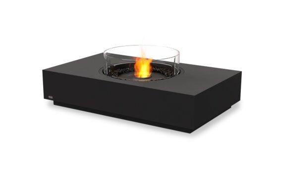 Martini 50 Range - Ethanol - Black / Graphite / Optional Fire Screen by EcoSmart Fire
