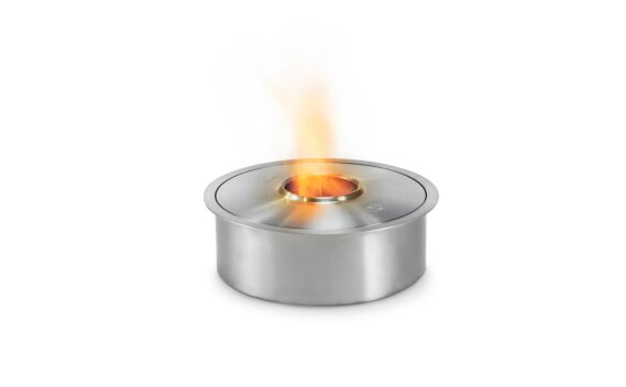 AB3 Range - Ethanol / Stainless Steel / Top Tray Included by EcoSmart Fire