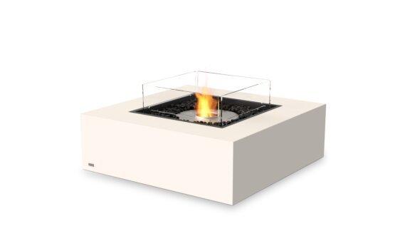 Base 40 Range - Ethanol / Bone / Optional Fire Screen by EcoSmart Fire