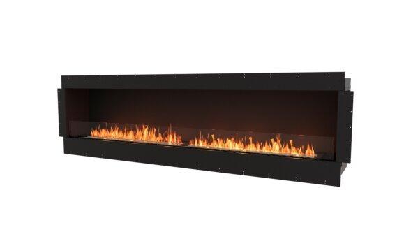 Flex 104SS Single Sided - Ethanol / Black / Uninstalled View by EcoSmart Fire