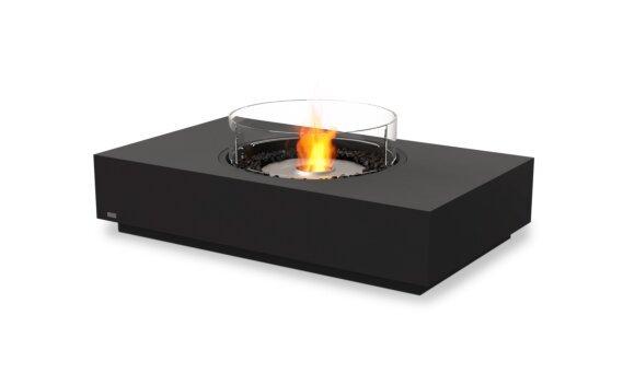 Martini 50 Range - Ethanol / Graphite / Optional Fire Screen by EcoSmart Fire