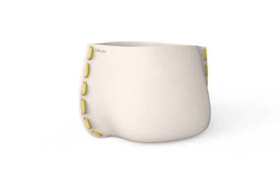 Stitch 100 Range - Bone / Yellow by Blinde Design