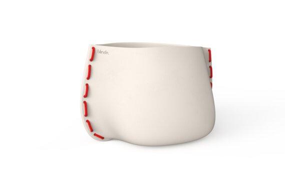 Stitch 100 Range - Bone / Red by Blinde Design