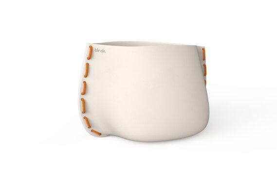 Stitch 100 Range - Bone / Orange by Blinde Design
