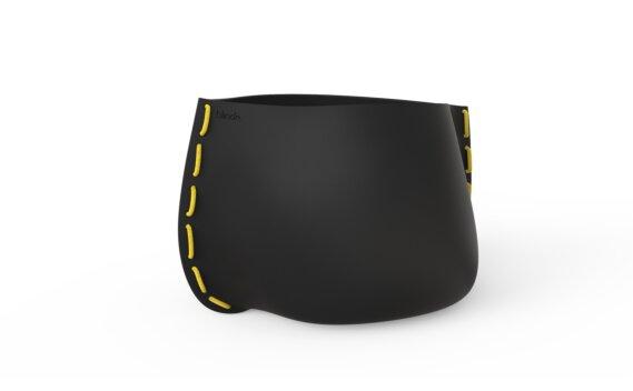 Stitch 100 Range - Graphite / Yellow by Blinde Design