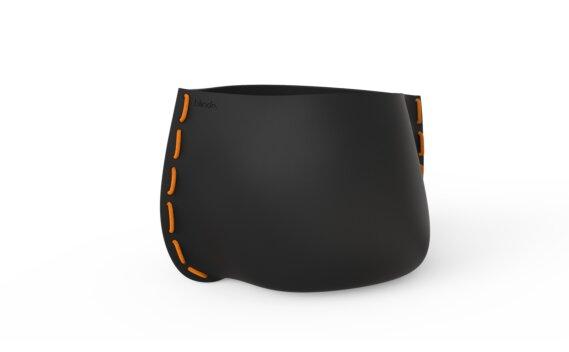 Stitch 100 Range - Graphite / Orange by Blinde Design