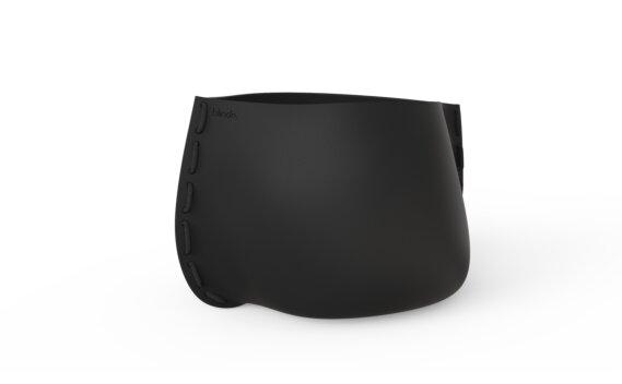 Stitch 100 Range - Graphite / Black by Blinde Design