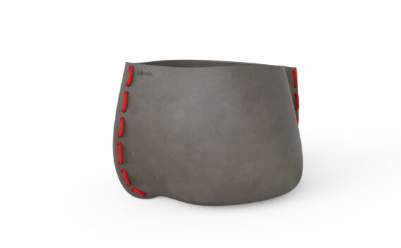 Stitch 100 Range - Natural / Red by Blinde Design