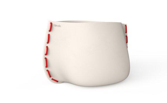 Stitch 125 Range - Bone / Red by Blinde Design